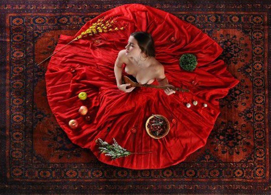 vente tapis ghoum d 39 iran 100 soie r paration tapis ghoum lavage. Black Bedroom Furniture Sets. Home Design Ideas