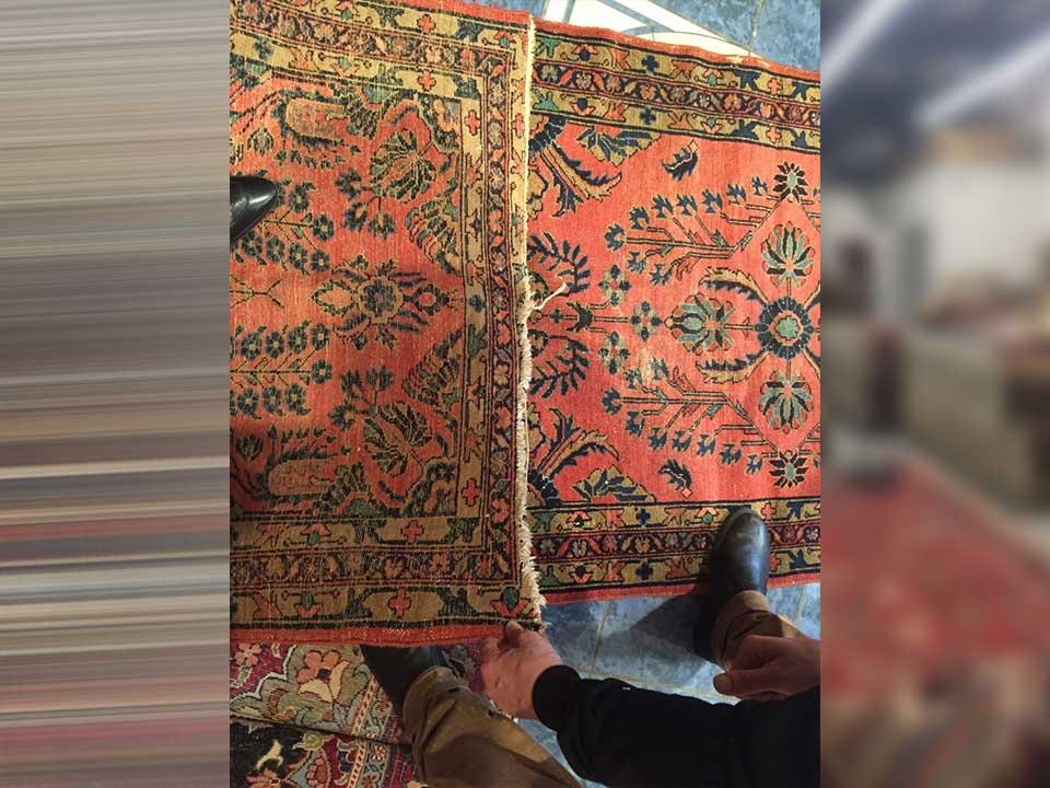 Restauration et réparation de tapis Toulon